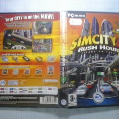 Joc PC Electronic Arts - Sim City 4 - Rush Hour - Expansion pack - (GameLand - sute de jocuri), Simulatoare, 12+, Single player