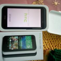 HTC DESIRE 320 - Telefon mobil HTC Desire, Negru, Vodafone, AMOLED