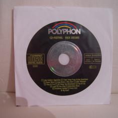 Vand cd Rock Ballads-Festival, original, raritate!fara coperti - Muzica Rock Altele