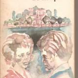(C5781) IRIS MURDOCH - CASTELUL DE NISIP, EDITURA EMINESCU, 1977, - Roman