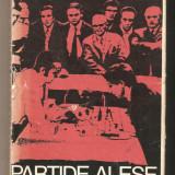 Florin Gheorghiu-Partide alese - Carte sport
