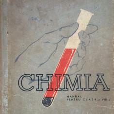 CHIMIA MANUAL PENTRU CLASA A VIII-A - I. Risavi, C. Rabega - Manual scolar didactica si pedagogica, Clasa 8, Didactica si Pedagogica, Chimie