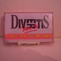 Vand caseta audio Divertis-Corabia Sperantei,originala,raritate!