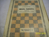 "moara parasita-h. sudermann-ed""viata romaneasca"""