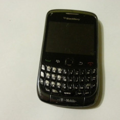Blackberry 9300 - 279 lei - Telefon mobil Blackberry 9300, Negru