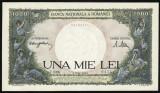 1000 LEI MAI 1944  UNC