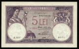 5 LEI 1928  UNC