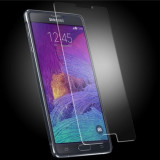 FOLIE DE PROTECTIE DIN STICLA TEMPERED GLASS  SAMSUNG GALAXY NOTE 4
