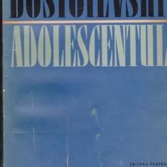 Dostoievski - adolescentul - Roman, Anul publicarii: 1961