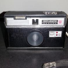 Aparat foto INSTAMATIC CAMERA 50 - Aparat Foto cu Film Kodak