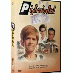 Pistruiatul - 5 DVD-uri colectia cinemateca - serial de aventuri cu 10 episoade - Film Colectie Altele, Romana
