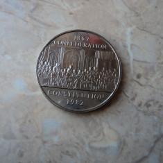 JN. One dollar 1982 Canada, 1867 - 1982, Confederatin - Constitution