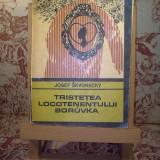 Josef Skvorecky - Tristetea locotenentului Boruvka - Roman