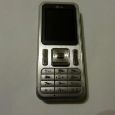 LG GB210 - 69 lei - Telefon LG, Argintiu, Nu se aplica, Neblocat, Fara procesor