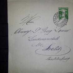 Plic 1912 Elvetia Luzern Mecklenburg