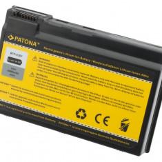 1 PATONA | Acumulator laptop pt Acer Aspire 3020 3610 5020 5021 5022 BTP-63D1 - Baterie laptop PATONA, 4400 mAh
