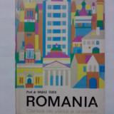 Romania, cartea de vizita a oraselor - Vasile Cucu (in 3 limbi, ro. fr. ger.) / R3P5S - Carte de calatorie