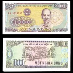 VIETNAM- 1000 DONG 1988- UNC!! - bancnota asia