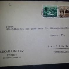 Plic 1955 Elvetia Zurich Berlin
