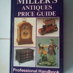 MILLERS'S ANTIQUES PRICE GUIDE - CATALOG DE ANTICHITATI CU PRETURI MILLER'S ( AS 20 )