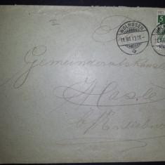 Plic 1913 Elvetia Wolhusen Luzern