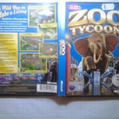 Joc PC - Zoo Tycoon - (GameLand - sute de jocuri), Simulatoare, Toate varstele, Single player