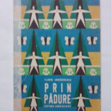 Prin padure - Florin Iordachescu (contine ilustratii) / R3P5S - Carte educativa
