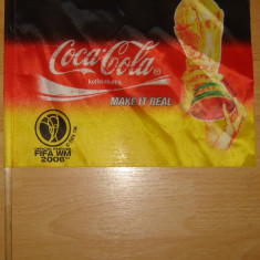 Drapel Steag Gemania FIFA 2006 Coca Cola