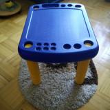 Masa pictura si/sau joaca copii 1-4 ani - Jucarie interactiva, Unisex, Plastic