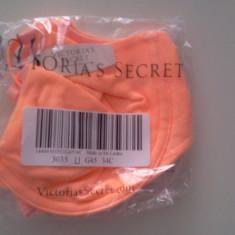 Sutien Victoria's Secret, 34C - 75 ron, Marime: 75C, Culoare: Orange, Bretele convertibile, C