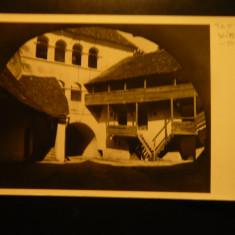 Ilustrata Tartlau - Prejmer - Biserica Fortificata , interbelica -F.Rara ! - zona saseasca
