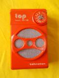 RADIO  TOP MODEL RB 1100 , FABRICAT DE TEHNOTON , FUNCTIONEAZA !