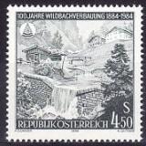 Austria 1984 - cat.nr.1605 neuzat, perfecta stare - Timbre straine
