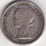 Jeton - Republica Franceza - P.T.T - Telefon public - 1937