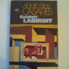 CELALALT LABIRINT - ADOLFO BIOY CASARES { COLECTIA GLOBUS } ( 708 )