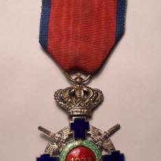 Ordinul Steaua Romaniei Cavaler Model de Razboi