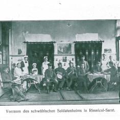 1247 - Buzau, RAMNICU SARAT, Military - old postcard - unused - Carte Postala Muntenia 1904-1918, Necirculata