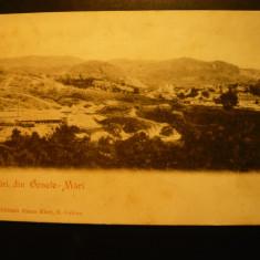 Ilustrata clasica- Ocnele Mari cca.1900, Ed. Fr.Eitel, Ramnicu Valcea - Carte Postala Muntenia dupa 1918, Necirculata
