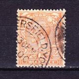 Timbre ANGLIA 1912-13/ 130A = KING EDUARD V