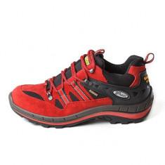 Pantofi Grisport impermeabili (GR10901S18G) - Ghete barbati Grisport, Marime: 41, 42, 43, 44, 45, 46, 47, Culoare: Rosu