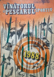 ALMANAHUL VANATORUL SI PESCARUL SPORTIV 1988