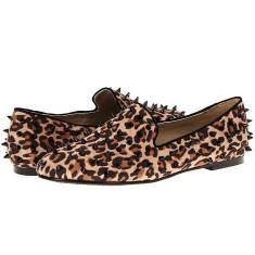 Balerini TYPE-Z Leopard Spike - Balerini Dama, Femei - 100% AUTENTIC - Balerini dama Tommy Hilfiger, Culoare: Maro, Marime: 38