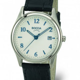 Ceas Boccia dama cod 3199-01 - pret vanzare 295 lei; NOU; livrat in cutie Boccia si insotit de garantie de 24 luni.