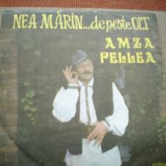 AMZA PELLEA Nea Marin de peste Olt disc vinyl electrecord lp momente vesele