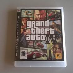 Joc play station PS3, Grand theft auto IV ( GTA 4) - Jocuri PS3