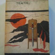 TEATRU - BARBU DELAVRANCEA ( 690 ) - Carte Teatru