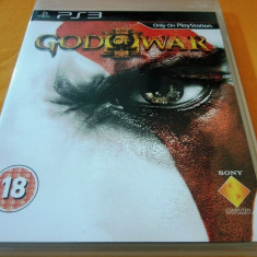 Joc God of War III, PS3, original, alte sute de jocuri! - Jocuri PS3 Sony, Shooting, 18+, Single player