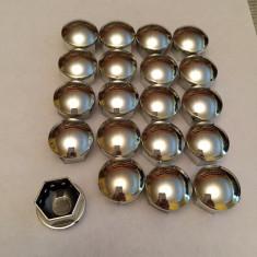 Ornamente capace capacele prezoane cromate - Prezoane Auto
