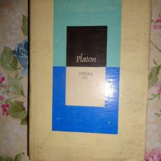 Platon - OPERE volumul 3 - EUTHYDEMOS CRATYLOS