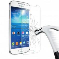 Protectie ecran Folie de sticla Tempered Glass pentru Samsung Galaxy S4 mini i9190 + cablu date